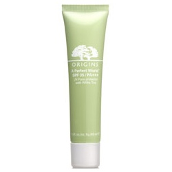 ORIGINS 品木宣言 防曬‧隔離-白毫銀針防護隔離霜 SPF35 PA+++ A Perfect World&#8482 UV Face Protector with White Tea