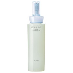 ALBION 艾倫比亞 臉部卸妝-活潤透白卸妝油 EXAGE WHITE BRIGHT CLEANSING OIL