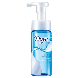 臉部卸妝產品-多芬深層潔淨卸妝液慕絲