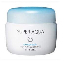 MISSHA  清潔面膜-超水漾含氧面膜
