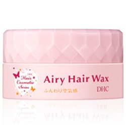 DHC  髮妝‧造型-輕盈捲翹髮蠟 DHC Airy Hair Wax