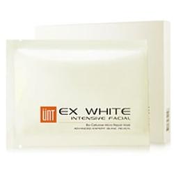 UNT  面膜系列-生物纖維面膜(深層煥白修護) EX WHITE INTENSIVE FACIAL