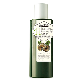 tsaio 上山採藥 乳液-靈芝橄欖葉緊膚逆時乳液 Reish -Olive Leaf Anti-Aging Lotion