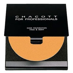 Chacott For Professionals 底妝系列-臉部身體用粉餅 Cake Foundation Face & Body