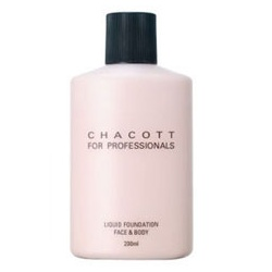 Chacott For Professionals 底妝系列-臉部身體粉底液 Liquid Foundation Face & Body