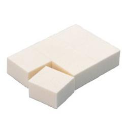 油性粉底專用海綿 Cutting Sponge 6pcs