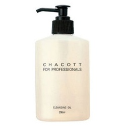 Chacott For Professionals 臉部卸妝-深層卸妝油 Cleasing Oil