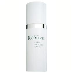 ReVive 麗膚再生 防曬‧隔離-光采晶透防曬精華乳 SPF45 Filtre de Soleil Visage SPF45