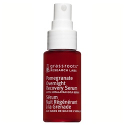 grassroots research labs 果然美研 紅石榴青春煥顏系列-紅石榴青春深層修護液 Pomegranate Overnight Recovery Serum