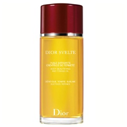 Dior 迪奧 名模曲線纖體系列-S曲線舒緩精油 Dior Svelte Body Beautifying and Toning Oil