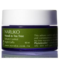 綠花茶樹晚安淨化凍膜 Niaouli & Tea Tree Sebum Control Night Gelly