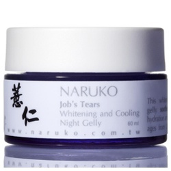 薏仁雪膚美白晚安凍膜 Job's Tears Whitening and Cooling Night Gelly