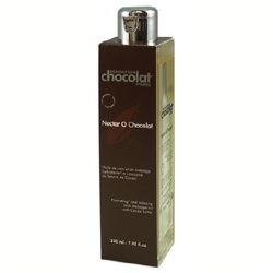 SENSATION chocolat 感覺巧克力 身體保養-感覺巧克力按摩油 Hydrating and relaxing care massage oil with Cocoa butter