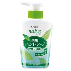 kracie 葵緹亞 手部清潔-綠茶精華洗手乳