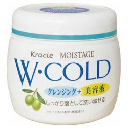 kracie 葵緹亞 Moistage 保濕系列-雙效卸粧霜