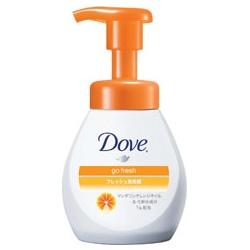 Dove 多芬 臉部清潔系列-橙淨水嫩洗顏慕絲