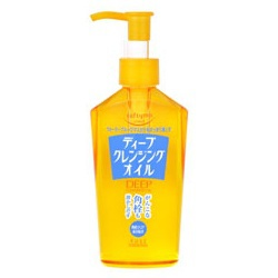 深層卸粧油 softymo DEEP CLEANSING OIL