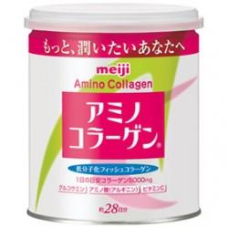 膠原蛋白粉(罐裝) meiji amino