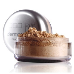 賴床晶礦蜜粉底 Dermacolor Light Mineral Powder