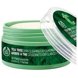 茶樹深層角質淨化片 Tea Tree Skin Clearing Exfoliating Pads