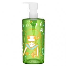 shu uemura 植村秀 潔顏系列-綠茶抗氧化潔顏油 cleansing beauty oil premium A/O advanced formula
