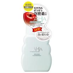 BCL  AHA柔膚系列- AHA柔膚溫和洗顏慕斯