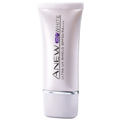 Avon 雅芳 防曬‧隔離-新活360˚美白UV防護精華乳 SPF50 PA+++
