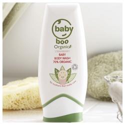 Baby Boo Organic 身體清潔保養系列-有機草莓沐浴露 Strawberry Baby Body Wash