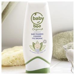 Baby Boo Organic 身體清潔保養系列-有機薰衣草泡沫沐浴露 Lavender Baby Foaming Cleanser