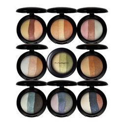 眼影產品-柔礦迷光水洗三色眼影 Mineralize Eye Shadow