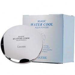 L`EGERE 蘭吉兒 彩妝系列-陶瓷亮澤水蜜粉 MAGIC WATER COOL AQUA POWDER