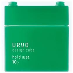 DEMI UEVO 積木造型系列-綠積木持久髮蠟 Hold wax