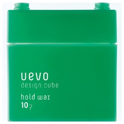 綠積木持久髮蠟 Hold wax