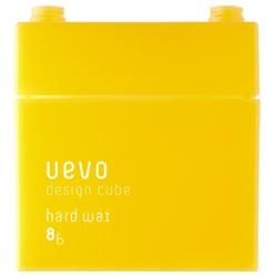 DEMI UEVO 積木造型系列-黃積木強硬髮蠟 Hard wax