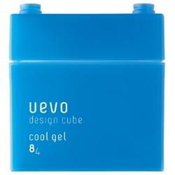 DEMI UEVO 積木造型系列-藍積木酷髮雕 Cool gel