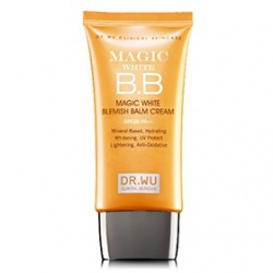 極亮白裸妝BB霜SPF28 PA++  Magic White Blemish Balm Cream