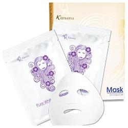 Kimana 奇瑪娜 保養面膜-純白Q感呼吸面膜 Pure Whitening Mask