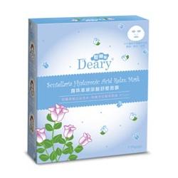 Deary 媞爾妮 面眼膜系列-露珠草玻尿酸舒壓面膜 Scutellaria Hyaluronic Acid Relax Mask