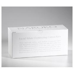 臉部去角質產品-晶透角質光采化妝棉 Facial White Illuminating Cotton Pads