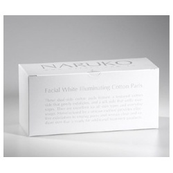 晶透角質光采化妝棉 Facial White Illuminating Cotton Pads