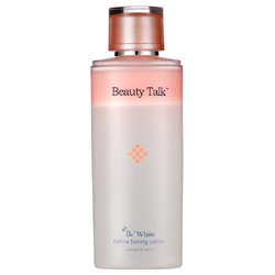 Beauty Talk 美人語 亮白系列-雙效亮白美肌露 Be' White Refine Toning Lotion