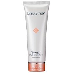 Beauty Talk 美人語 亮白系列-晶鑽亮白洗顏霜 Be' White Silky Cleansing Foam