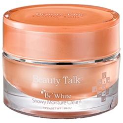 Beauty Talk 美人語 乳霜-水漾亮白霜 Be' White Snowy Moisture Cream