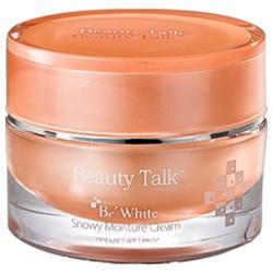 水漾亮白霜 Be' White Snowy Moisture Cream