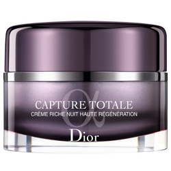 Dior 迪奧 逆時全效無痕系列-逆時全效無痕能量晚霜(滋潤型) Capture Totale Intensive Night Restorative Rich Cream