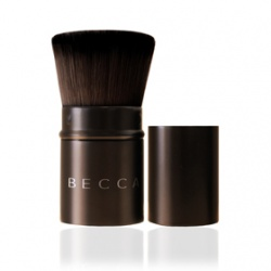 BECCA BRUSHES & TOOLS-礦物定妝蜜粉專用刷 Retractable Kabuki Brush #63