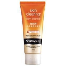抗痘清透洗面乳(新版) Skin Clearing Foam Cleanser