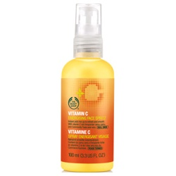 The Body Shop 美體小舖 化妝水-維他命C亮膚保濕修護液 Vitamin C Skin Face Spritz