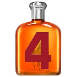 #4時尚香水 RL Orange #4 Eau de Toilette
