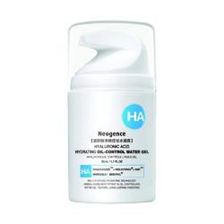 乳液產品-玻尿酸清爽控油水凝露